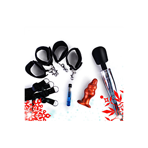 Enter To Win A Kinky Christmas Hamper Worth Over £200