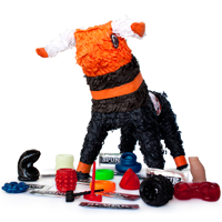 Win An Oxballs Pinata That's Had A Good Stuffing...