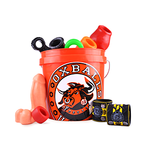 Birthday Giveaway - Oxballs Bucket Of Sex Toys Worth Over £400