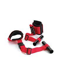 Tied & Teased Wrist/Door Restraints 1