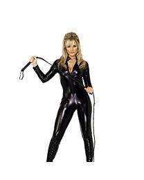 Mistress Whiplash Catsuit 1