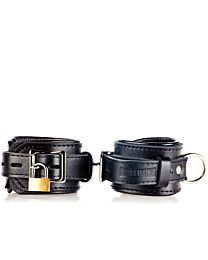 Strict Leather Premium Locking Wrist Cuffs 1