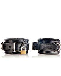 Strict Leather Premium Locking Ankle Cuffs 1