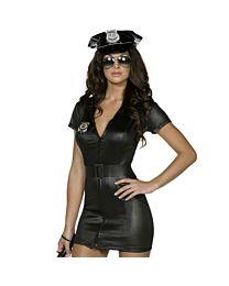 Police Woman Costume 1