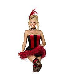 Burlesque Costume 1