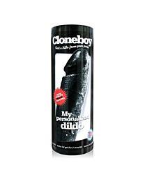 Cloneboy Black Dildo Penis Moulding Kit 1
