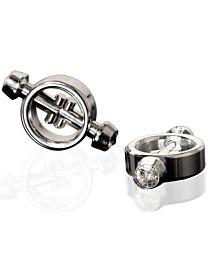 Metal Worx Magnetic Nipple Clamps 1