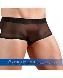 Svenjoyment Sheer Hot Pants 1