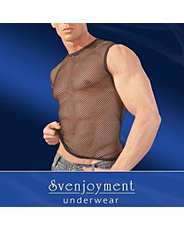 Svenjoyment Men's Net Top 1