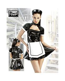 Black Level Vinyl Maid Uniform 1