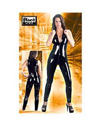 Black Level Sleeveless Catsuit 1