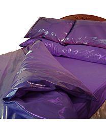 PVC High Gloss Duvet Cover 1