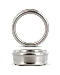Ballistic Metal Excalibur Series Billet Tapered Cock Ring 1