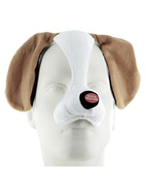 Dog Mask with Ears and Sound 1