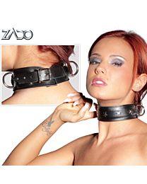 Zado Padded Leather Collar 1