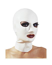 LateX Anatomical Ladies Mask 1
