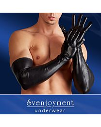 Svenjoyment Wetlook Gloves for Men 1
