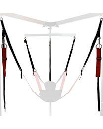 RED Multipurpose Adjustable Strap Set 1