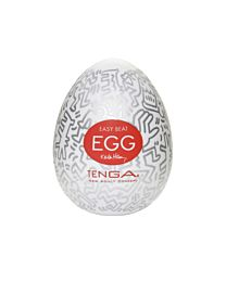 Tenga Egg Party by Keith Haring 1