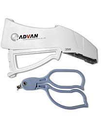 Advan Pack - Advan Disposable Skin Stapler 83658 + Advan Disposable Staple Remover 83660 Amazon Only 1