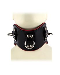 UberKinky Heavy Duty Padded Posture Collar 8cm 1