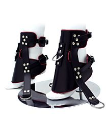 UberKinky Heavy Duty Suspension Cuffs For Feet 1