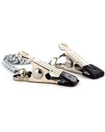 Mawa Klamp XL Nipple Clamps With Chain 1