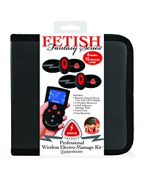 Fetish Fantasy Shock Therapy Professional Wireless Electro-Massage Kit 1