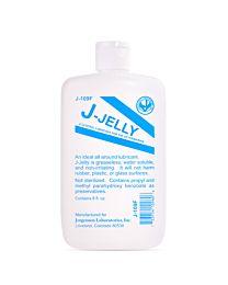 J-Lube Jelly Flask 237 ml. (8 oz.) 1
