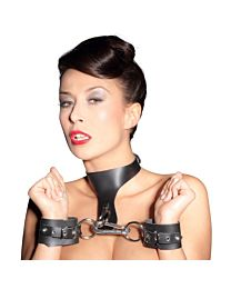 Zado Leather Bondage Set 1