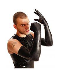 Shoulder Length Rubber Fisting Gloves  1