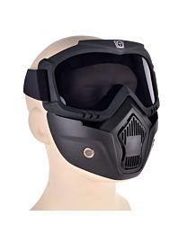 Meo Alien fetish mask 1