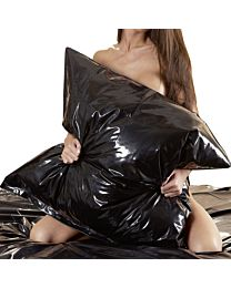 Fetish Collection Vinyl Pillow Case 1