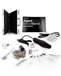 KinkLab Agent Noir NeonWand Kit 1