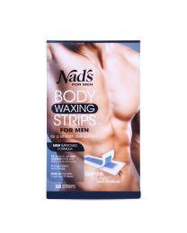 Nad's for Men Body Waxing Strips 1