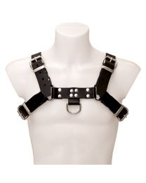 Saddle Leather Chest Harness 1
