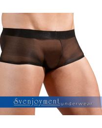 Svenjoyment Sheer Hot Pants 1