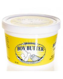 Boy Butter 16oz Tub 1