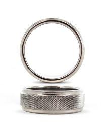 Knurl Cock Ring 1