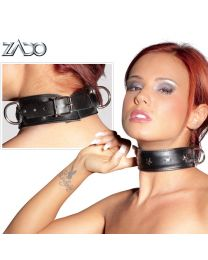 Zado Padded Leather Collar 1