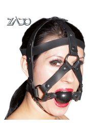 Zado Harness with Ball Gag 1