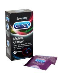 Durex Mutual Climax Condoms 1
