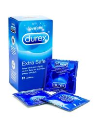 Durex Extra Safe Condoms 1