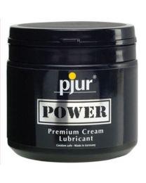 Pjur Power Premium Cream Lubricant 150ml, 500ml 1