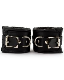 Aslan Leather Padded Wrist Restraints 1