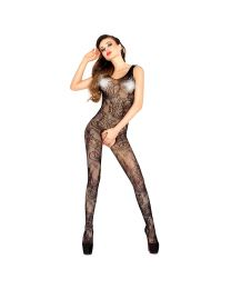 Passion Swirl Lace Bodystocking 1