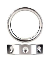Gear Essentials Plunge Aluminium Cock Ring 1