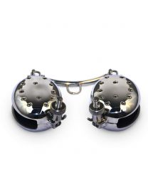 UberKinky Evil Shells Ball Stretcher and Ball Crusher 1