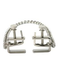 Kink Industries Adjustable C-Clamps Nipple Clamps 1
