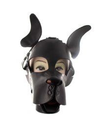 Woof Dog Muzzle Hood 1